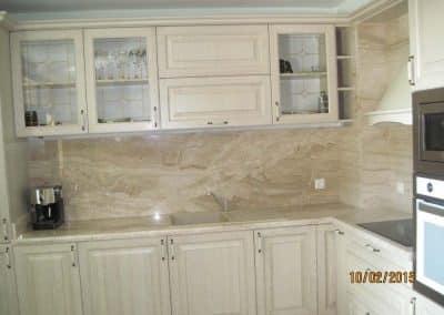 кухненски плот камък 24