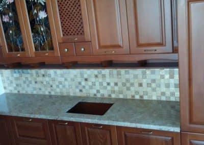 кухненски плот камък 40