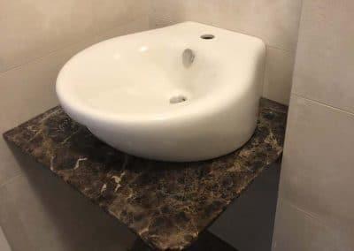 плот за баня камък 16