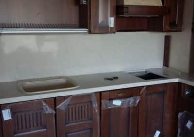 кухненски плот камък 34