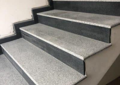 стъпала и настилка камък 42