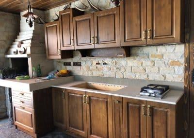 кухненски плот камък 49