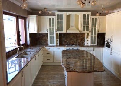кухненски плот камък 52