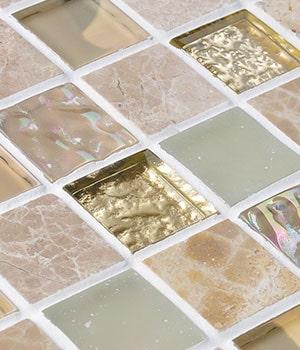 Stone glass